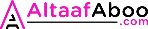Altaaf Aboo Logo Light