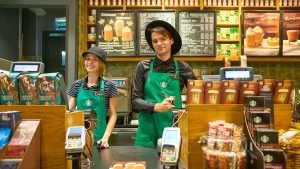 How Starbucks Makes 1 000% Profit